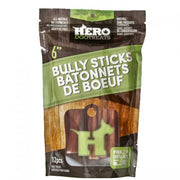 "Hero 6"" Bullysticks 12 pcs"