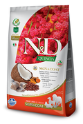 N&D (dog) Herring, Quinoa Skin & Coat 5.5 lbs