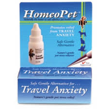 HomeoPet - Travel Anxiety - SALE