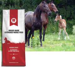 Martin Brood Mare Extruded Horse Feed