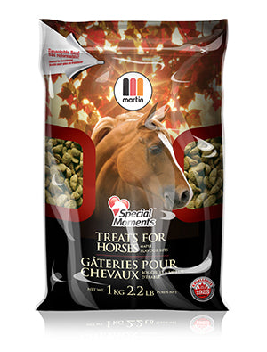 martin treats for horses maple
