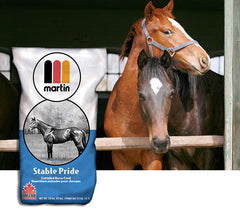 Martin Stable Pride Horse Feed