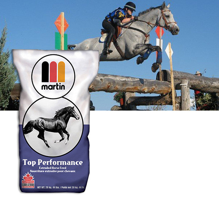 Martin Top Performance Horse Feed