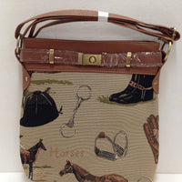 Shoulder Purse - Horse