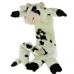 Huggle Hounds - Plush Cow Toy