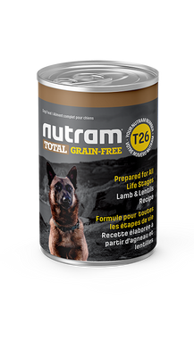 Nutram - Total Grain Free - Lamb and Lentils - Wet Dog Food SALE