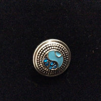 NPF - Snap - Silver and Blue Design