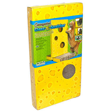 Cat Ware - Corrugated Cheez-E-Scratcher