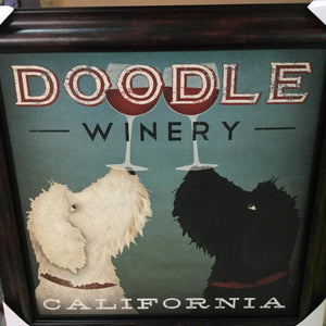 Art Doodle Winery
