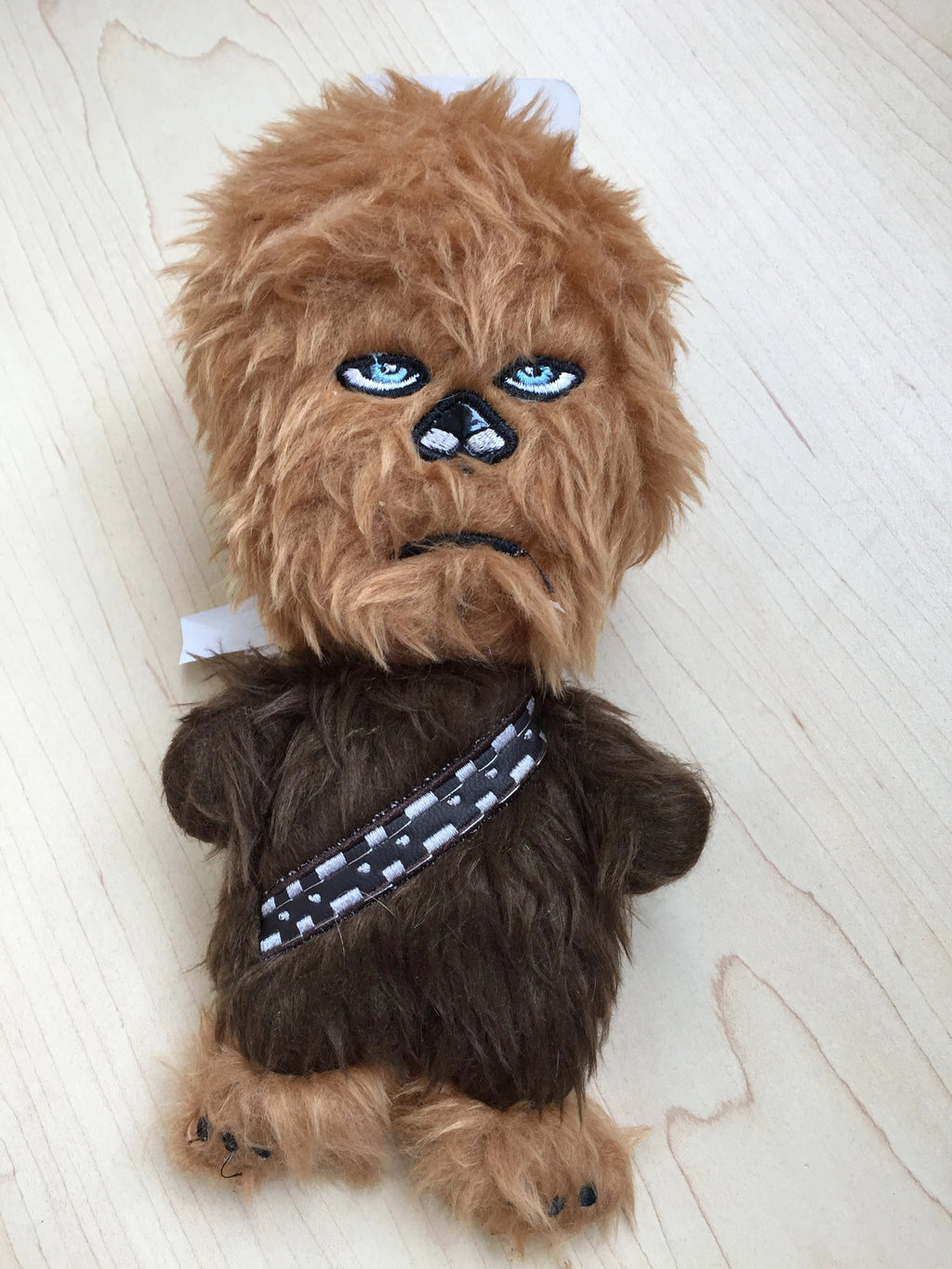 Silver Paw Star War Chewbacca 9'' Dog Toy