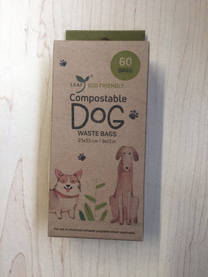 Leap Eco Friendly Compostable  Dog Waste Bag