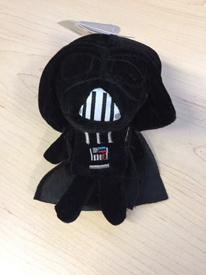 Silver Paw Star Wars Darth Vader 8Inch Small Plush Dog Toy