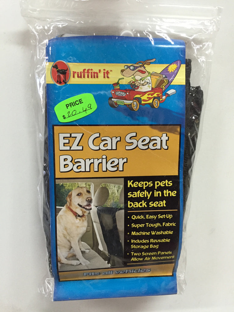 Ruffin'it EZ Car Seat Barrier