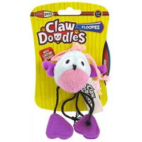 Jakks claw doodles floppies cat toy