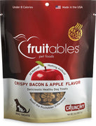 Fruitables - Crispy Bacon & Apple 5 oz Dog Treat