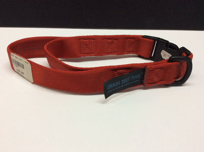 Crash Test Toys Collar red