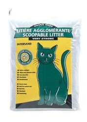 Green Cat Clumping Litter 14 kg