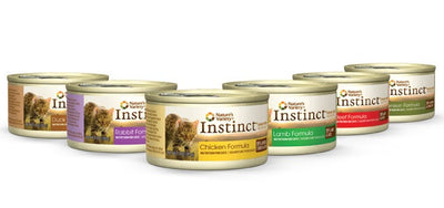 Nature's Variety Instinct Cat food