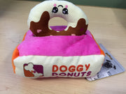 Silver Paw 2 in 1 Doggy Donuts Box With Donut