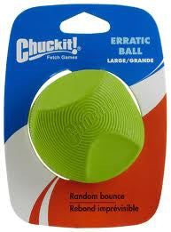 Chuckit Erratic Ball - Large (1 Pack)