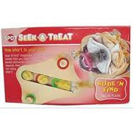 Spot Seek-A-Treat Puzzle Slide 'N Find
