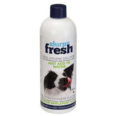 Slurp'n Fresh - Oral Hygiene Solution 400mL for dogs