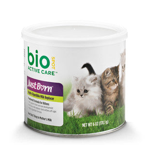 Just Born - Powdered Formula for Kittens - 6oz