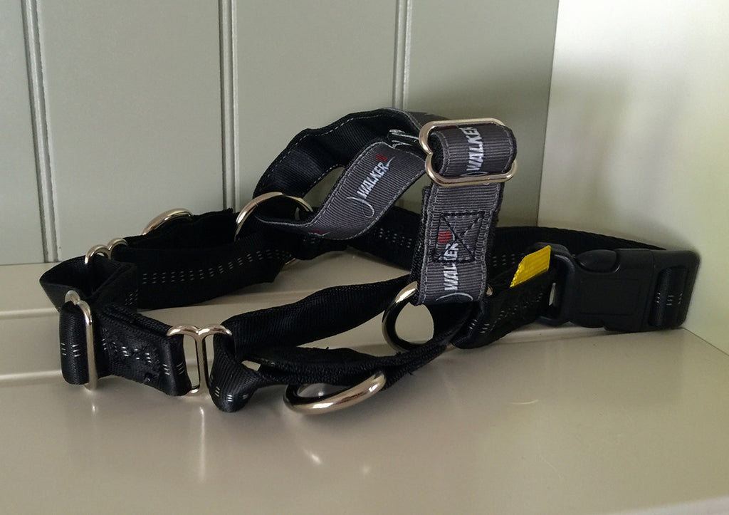 JWalker - Dog Harness - Black