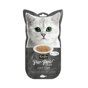 Kit Cat Purr Puree Plus+ Tuna & Glucosamine (Joint Care)  15 g Sachets Pre Order