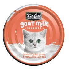 Kit Cat Goat Milk Chicken With Salmon