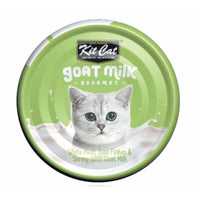 Kit Cat Goat Milk White Meat Tuna With Shrimp