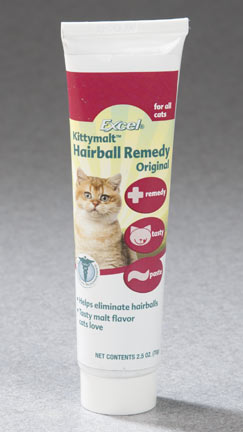 Excel Kittymalt Hairball Remedy, Malt Flavor