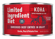 Koha LID Shredded Beef