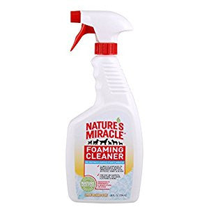 Nature's Miracle Foaming Cleaner - Lemon Orchard Scent