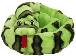 GINORMOUS INVINCIBLES SNAKE 12 SQUEAKERS