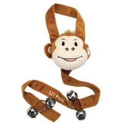 Coastal Li'l Pals® Dog Potty Training Bell Monkey