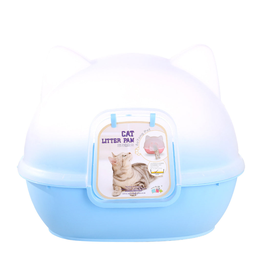 Animal Treasures Cat Litter Box