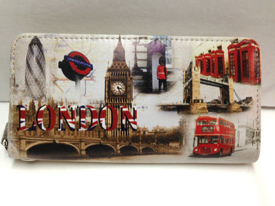 Ladies London Wallet