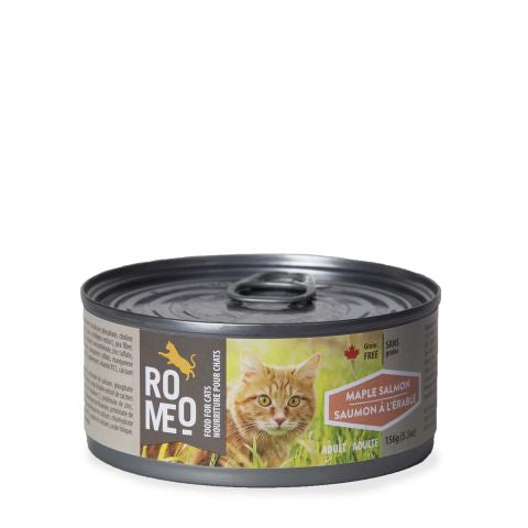 Romeo - Canned Cat Food - Maple Salmon
