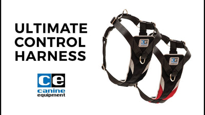 Canine Equipment Ultimate Control Harness