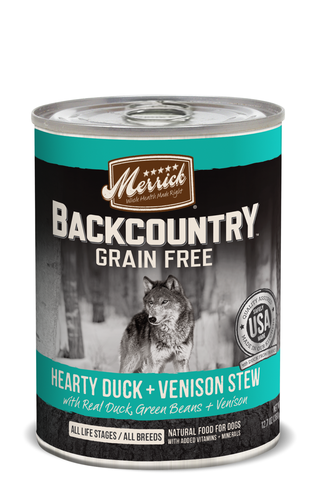 Merrick - Back Country - Duck & Venison