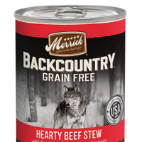 Merrick - Back Country - Beef Stew