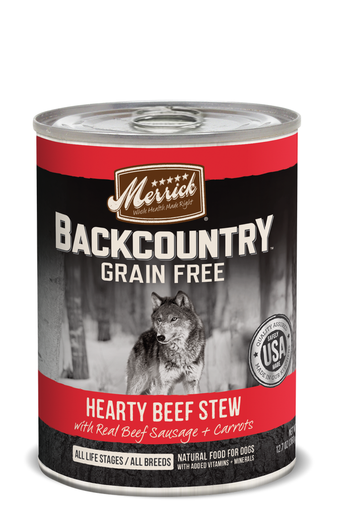 Merrick - Back Country - Hearty Beef Stew