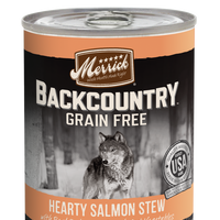 Merrick - Back Country - Salmon