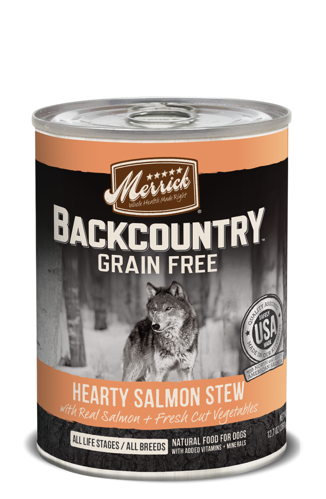 Merrick - Back Country - Hearty Salmon Stew