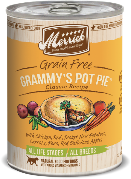 Merrick Grammy's Pot Pie Canned Dog Food