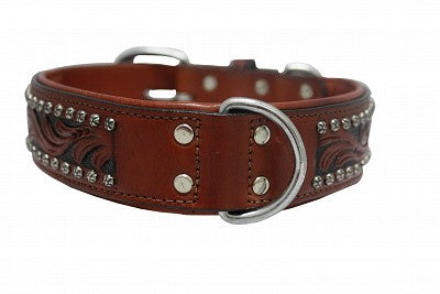 Angel Elite Leather Collar - Mesa