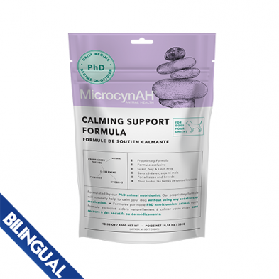 MicrocynAH® Calming Support Formula For Dogs 300 g