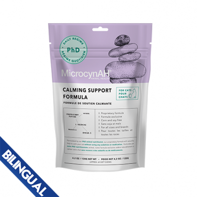 MicrocynAH® Calming Support Formula for Cats 120 gm