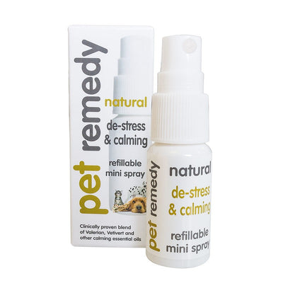 Pet Remedy - Refillable Mini Spray